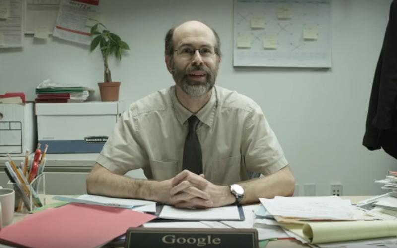 Što bi bilo da je Google… običan čovjek!