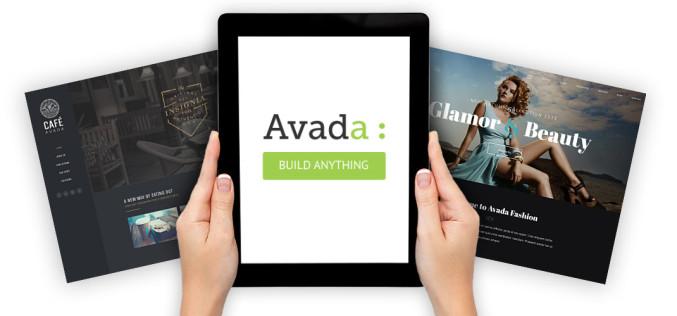 Avada – najprodavanija WordPress tema