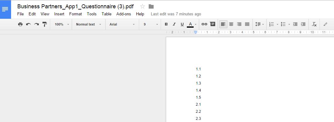 PDF u Word konverzija