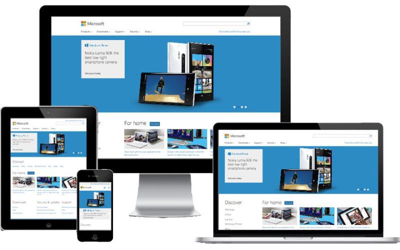 Što je responzivna web-stranica?
