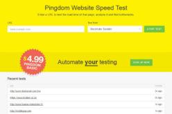 Brzina web stranice: kako je izmjeriti?