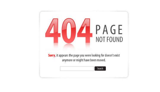 Greška 404: kako nepostojeće stranice utječu na vaš SEO