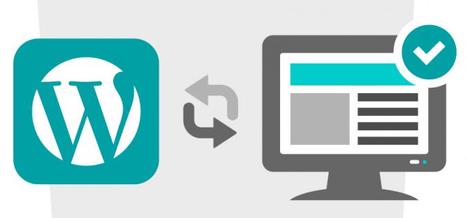 Kako ažurirati WordPress temu i pritom ne izgubiti korisničke postavke