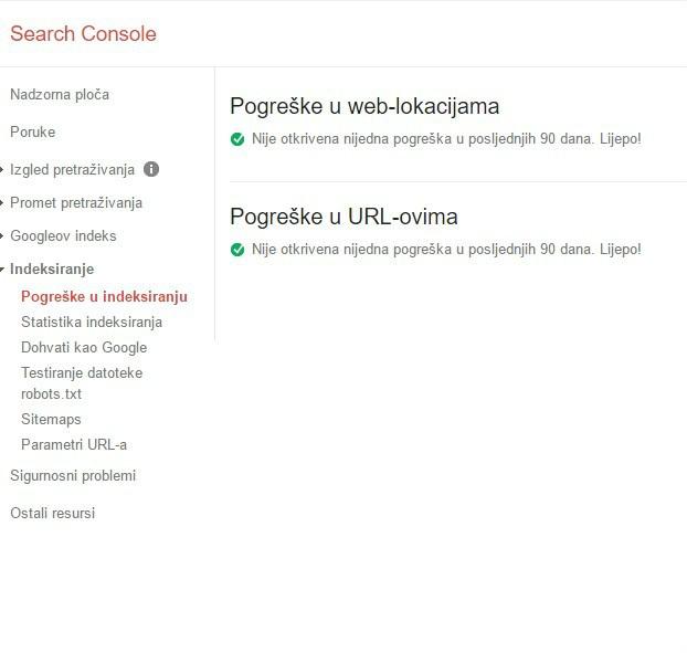 Google pretrage