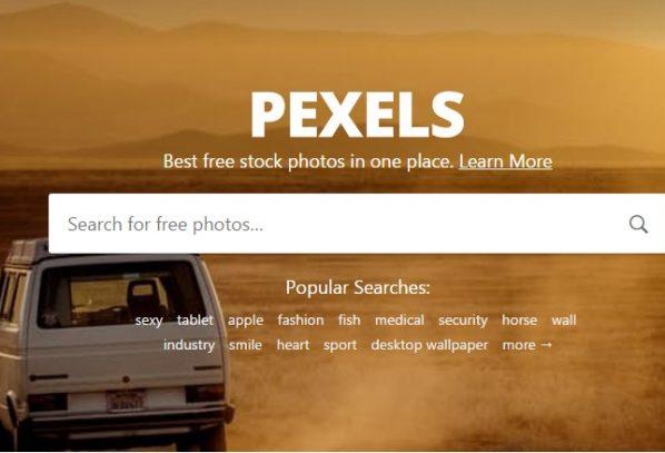 Besplatne slike za web: pristupite tisućama besplatnih fotografija