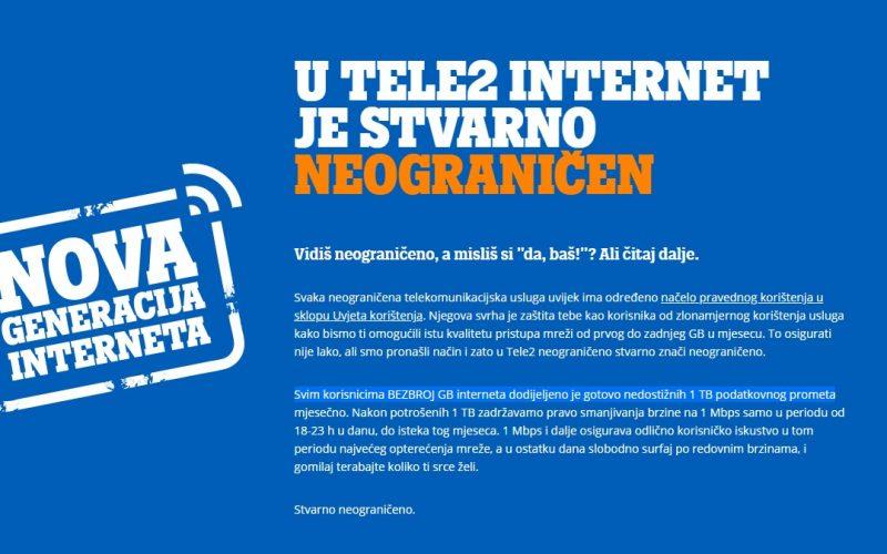 Koji internet odabrati: Hrvatski Telekom za 70 kn mjesečno skuplji od Tele2